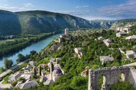 Pocitelj, Bosnie-Herzégovine
