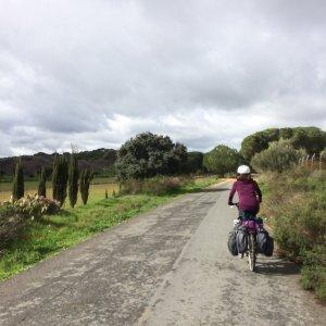 Vélo en Espagne