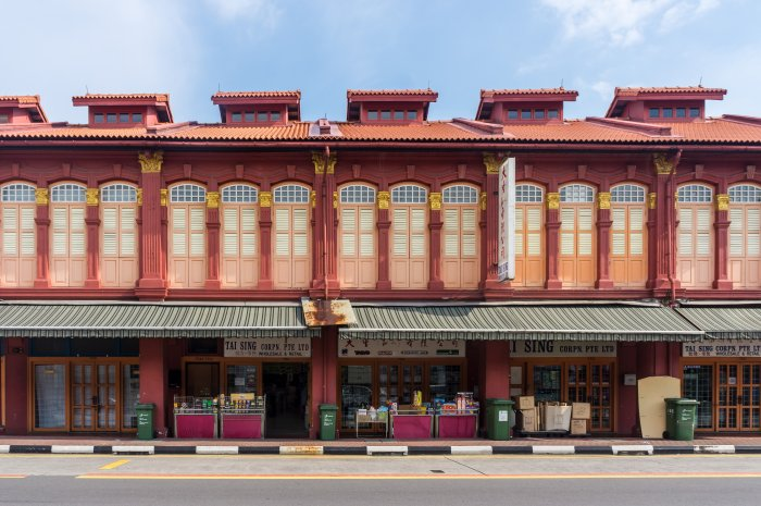 Arab street, Singapour