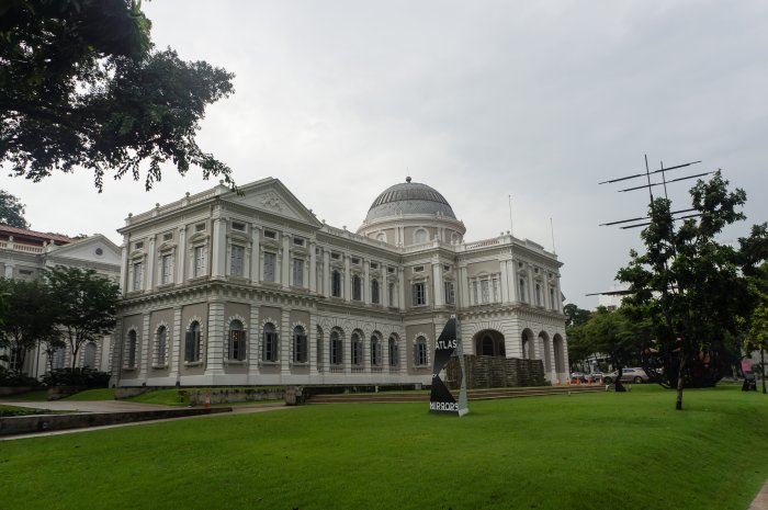 National museum, Singapour