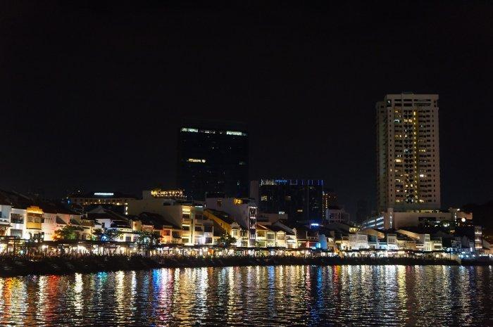Boat Quay, Singapour