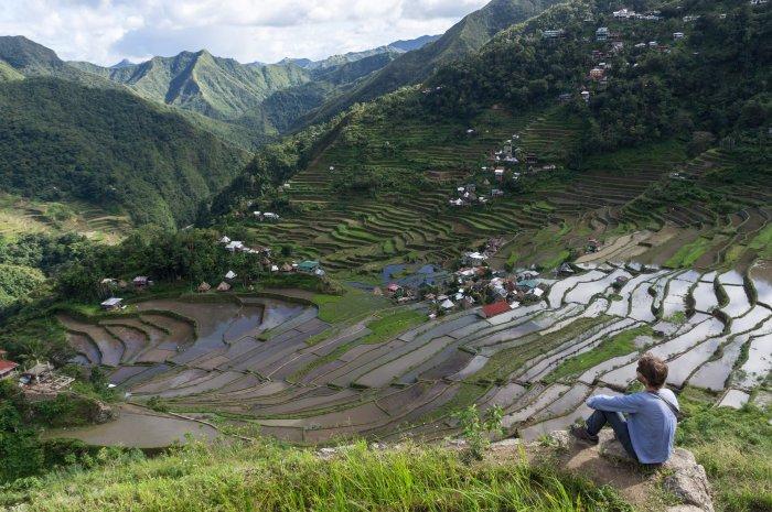 Rizières de Batad, Luzon, Philippines