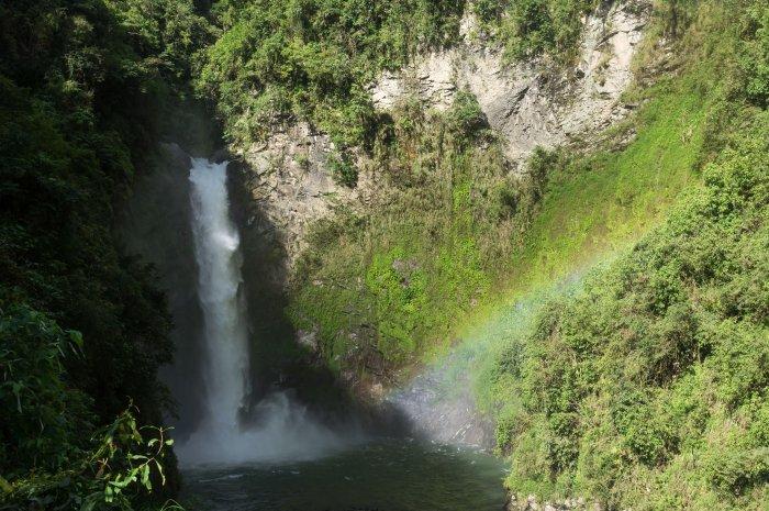 Cascade à Batad, Philippines