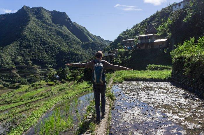 Rizières de Batad, Philippines