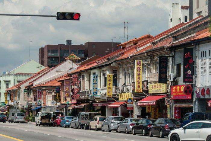 Geylang, Singapour