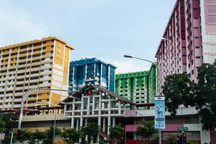 Quartier arabe, Singapour
