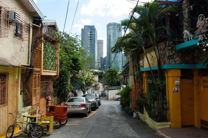 Rue de Manille, Philippines