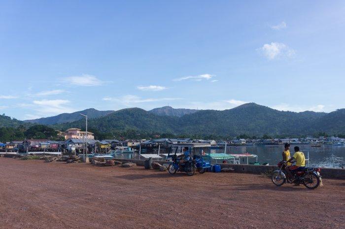 Port de Coron, Philippines
