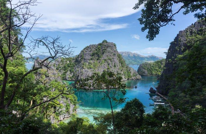 Baie de Coron, Philippines