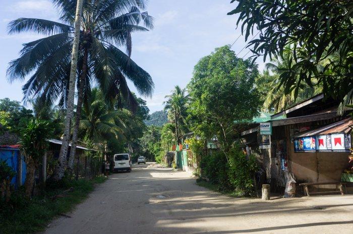 Ville de Port Barton, Palawan