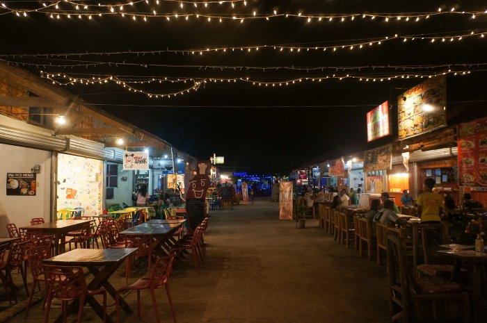 Nuit à Bantayan