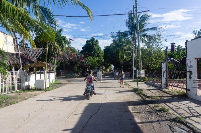 Rue de Santa Fe, Bantayan