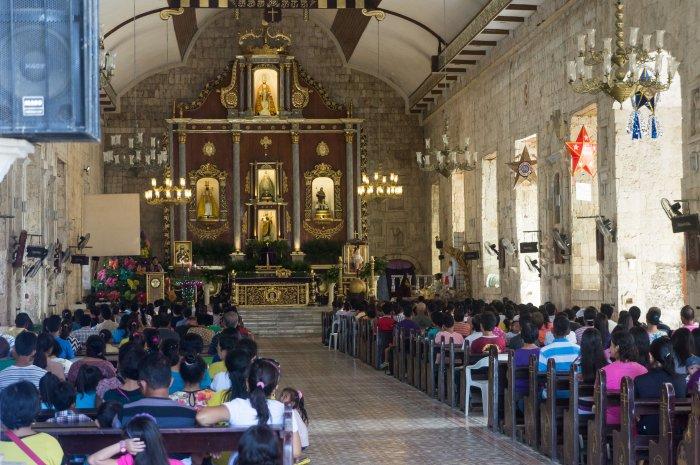 Eglise de Bantayan