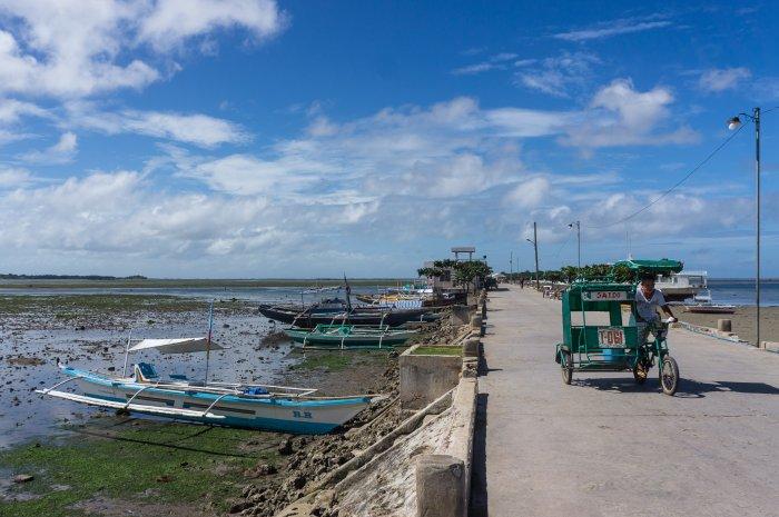 Bantayan town