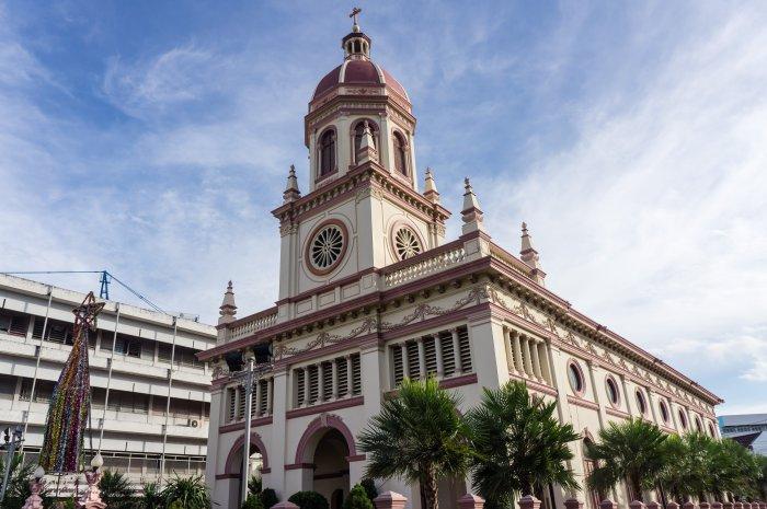Eglise de Santa Cruz, Bangkok
