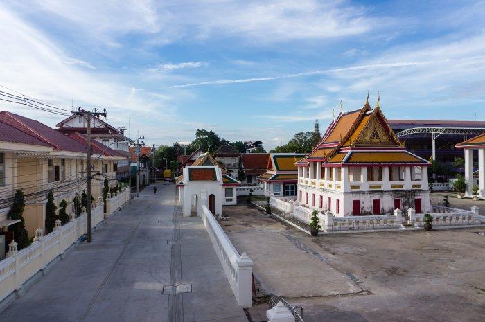 Wat Kalayanamitr, Bangkok, Thaïlande