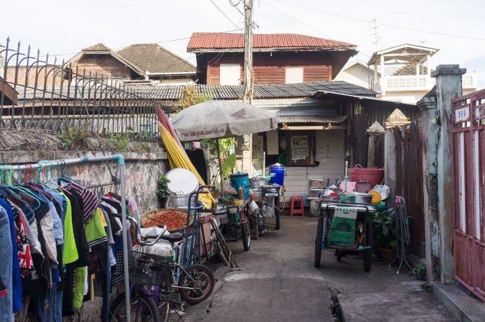 Kudi Jeen, Thonburi, Bangkok, Thaïlande