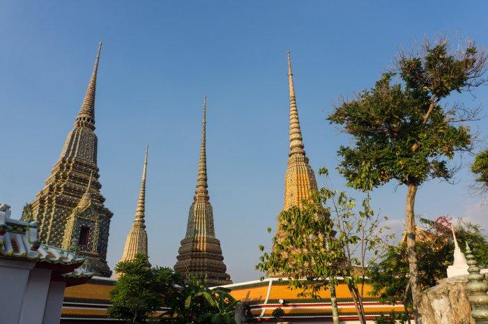 Temple Wat Pho, Bangkok