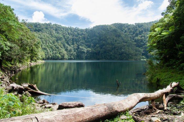 Twin Lakes, Negros