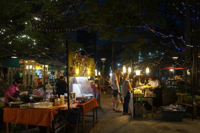 Quartier de Nimman, Chiang Mai