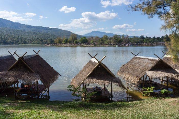 Huay Tung Tao Lake, Chiang Mai