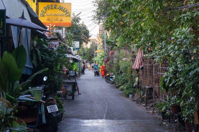 Rue de Chiang Mai