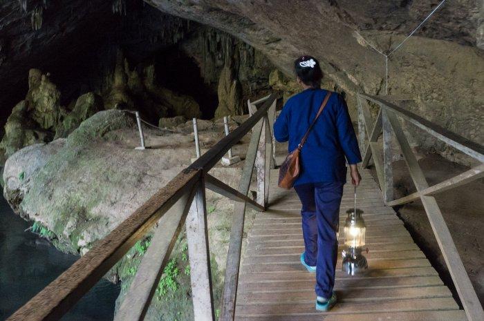 Grotte Tham Lod, Thaïlande