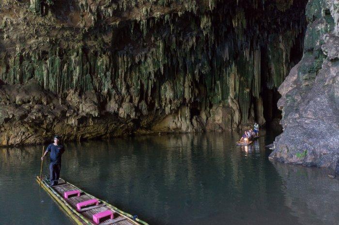 Tham Lod Cave, Thaïlande