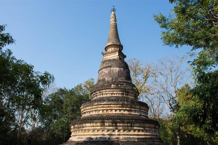 Wat Umong, Chiang Mai, Thaïlande