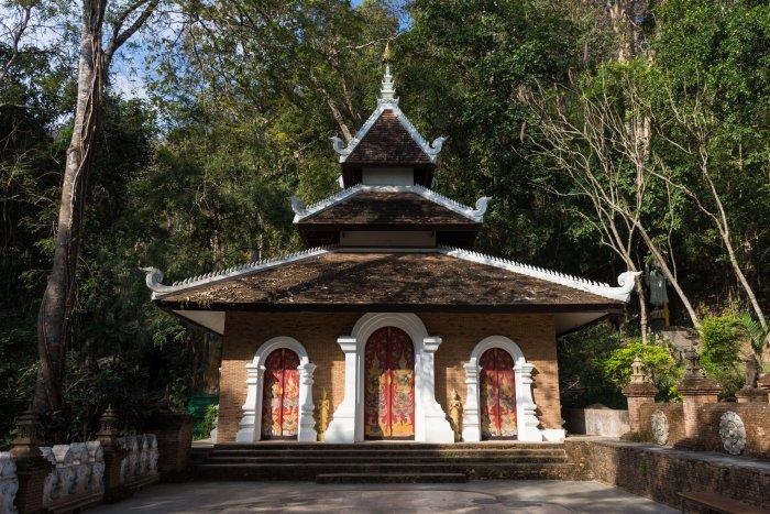 Wat Sakithaka (Pha Lat), Chiang Mai