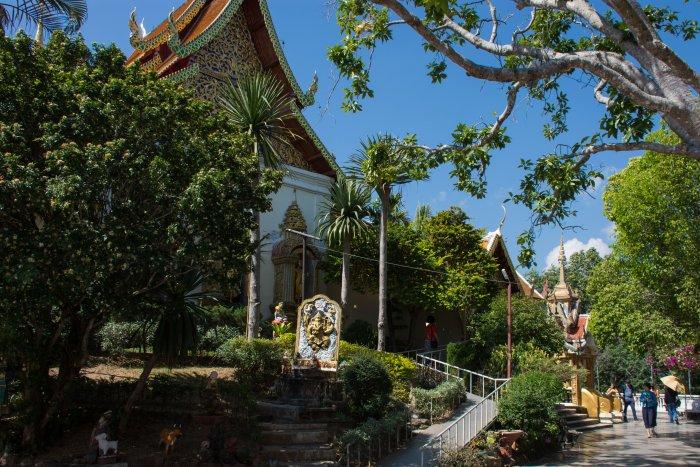 Temple de Doi Suthep, Chiang Mai
