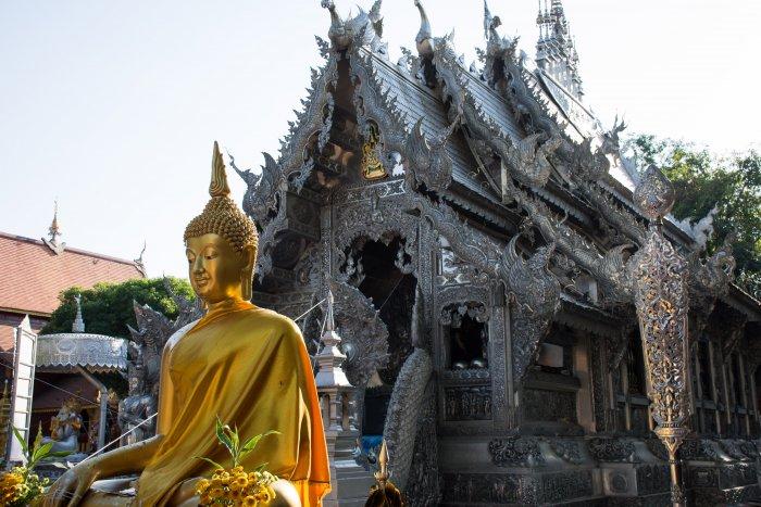 Wat Srisuphan, Chiang Mai
