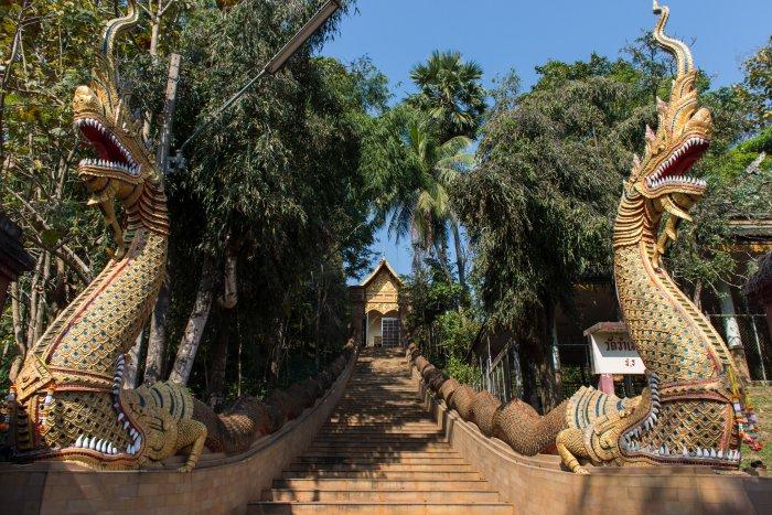 Wat Doi Ngam Muang, Chiang Rai
