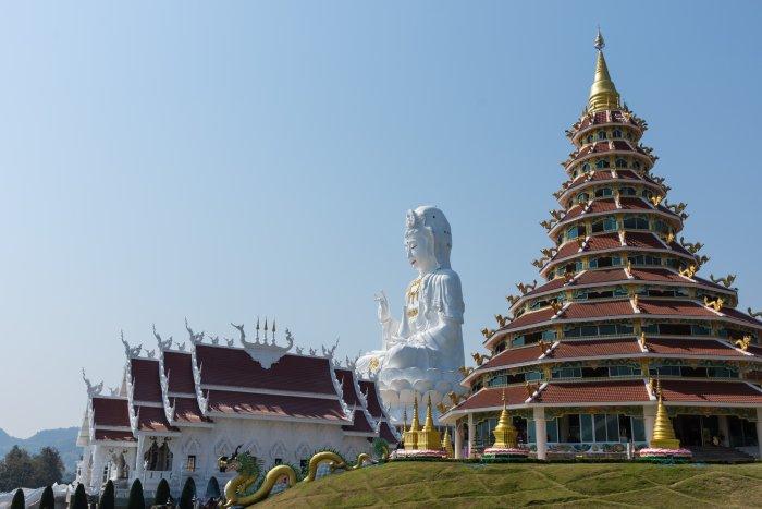Wat Huai Pla Kung, Chiang Rai