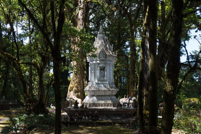 Sommet du Doi Inthanon, Chiang Mai