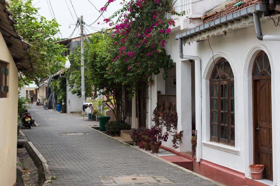 Ville coloniale de Galle, Sri Lanka