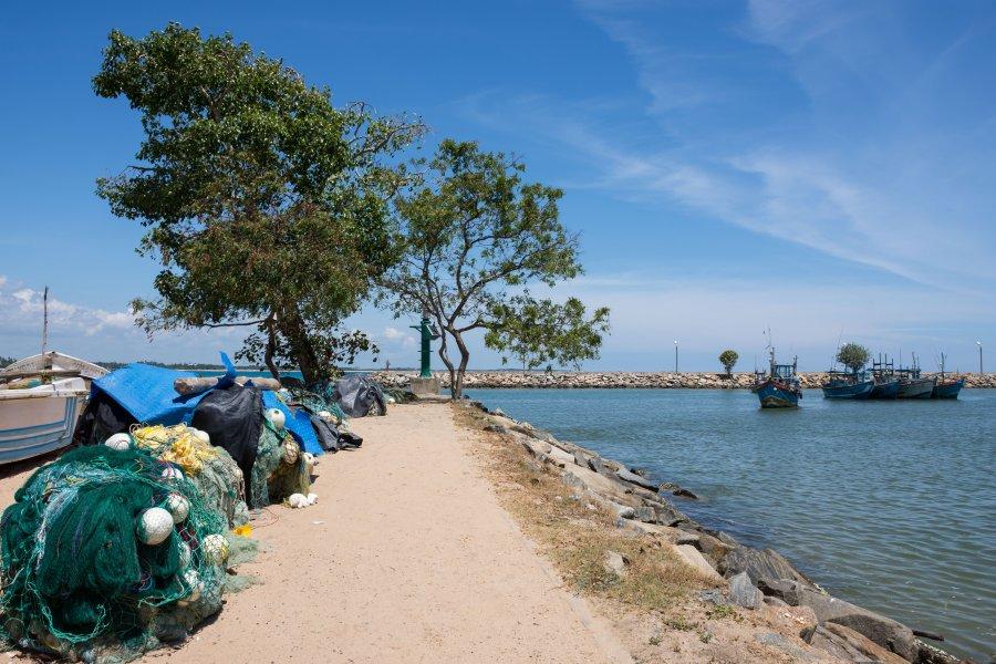 Port de Tangalle, Sri Lanka