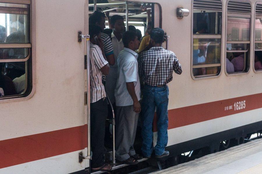 Gare de Kandy, Sri Lanka