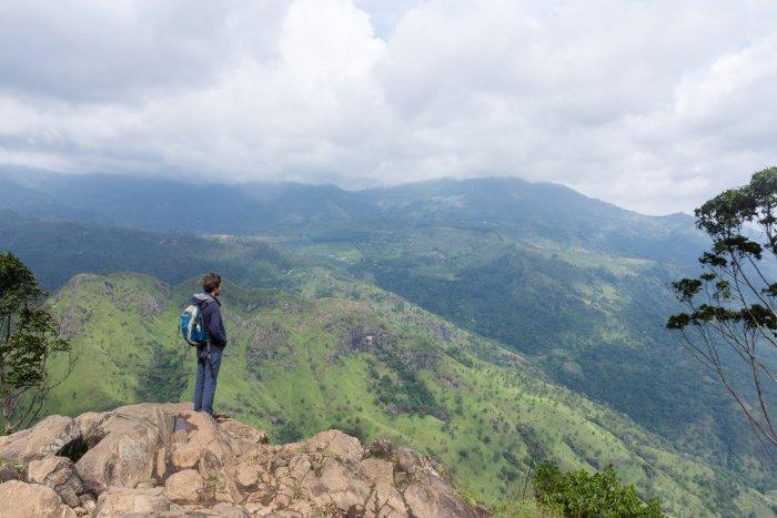 Randonnée Ella's Rock, Sri Lanka