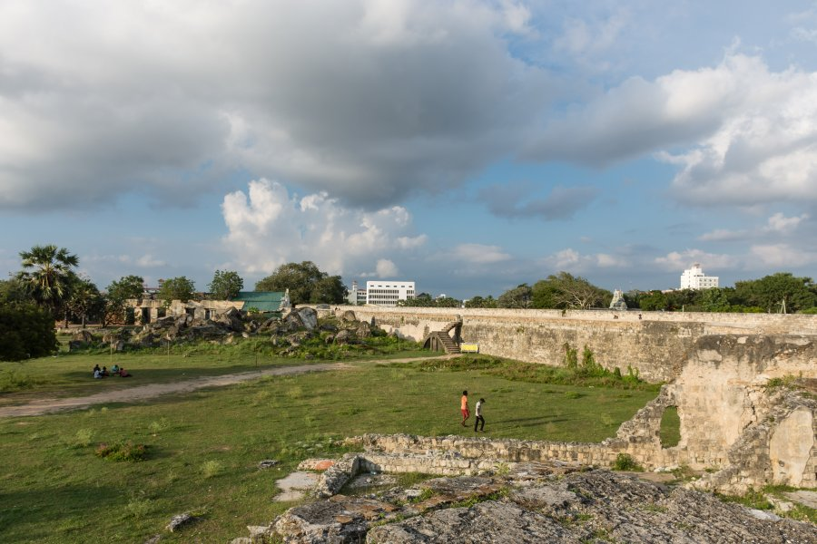 Fort de Jaffna, Sri Lanka