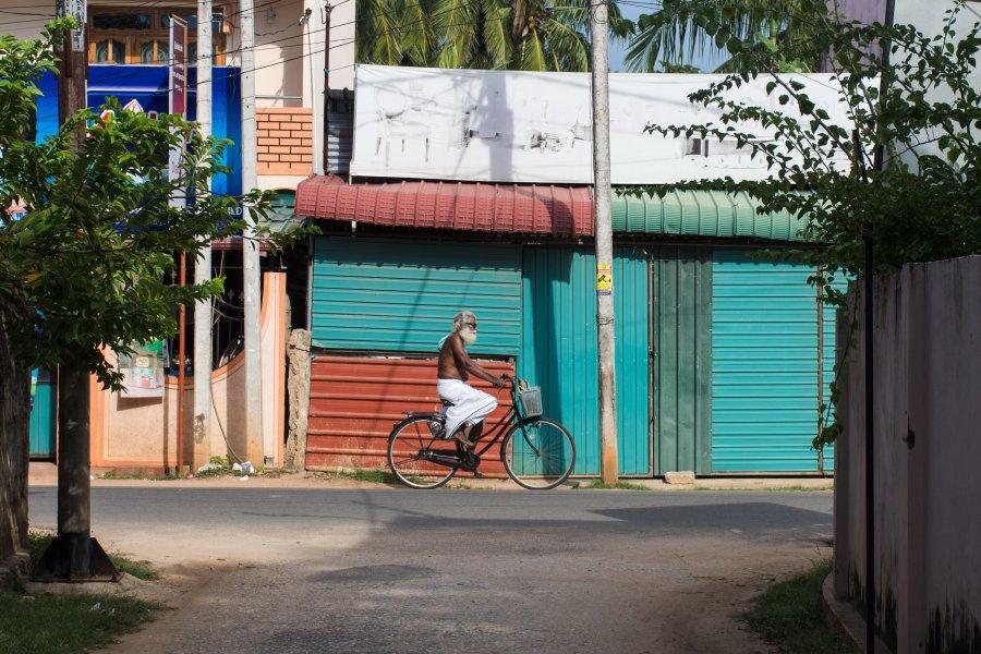 Sri Lanka à vélo