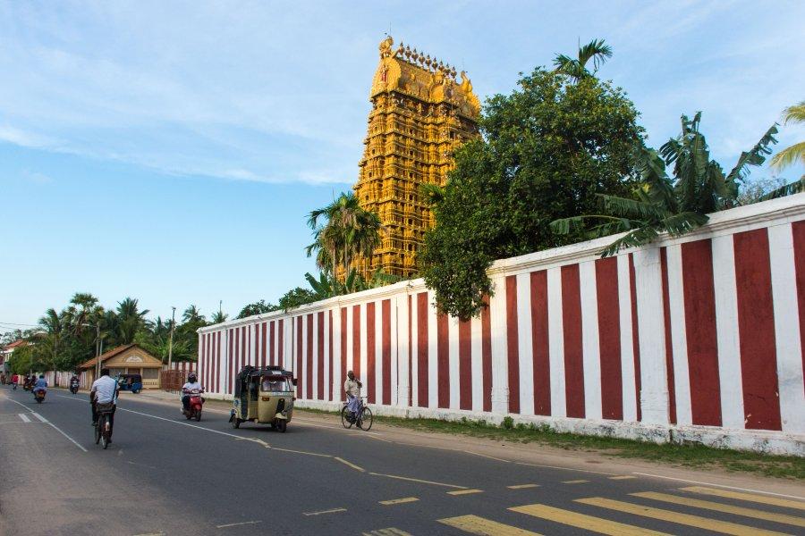 Temple Nallur, Jaffna, Sri Lanka