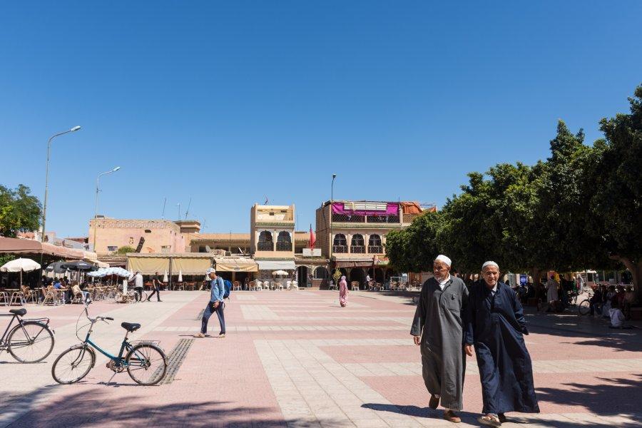 Place Assarag à Taroudant