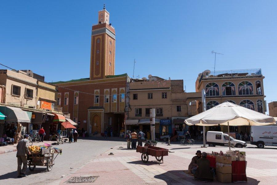 Ville de Taroudant, Maroc