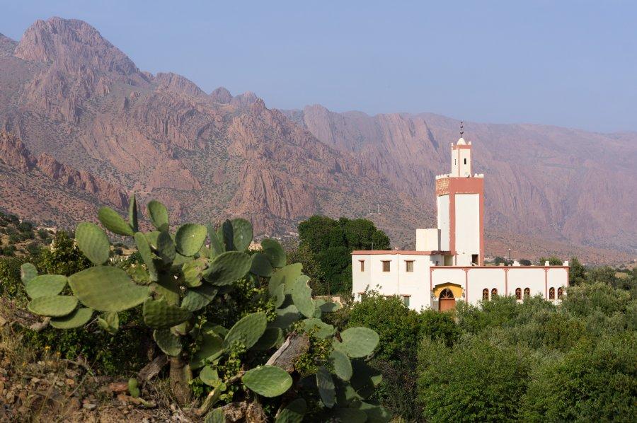 Tafraout, Anti-Atlas, Maroc