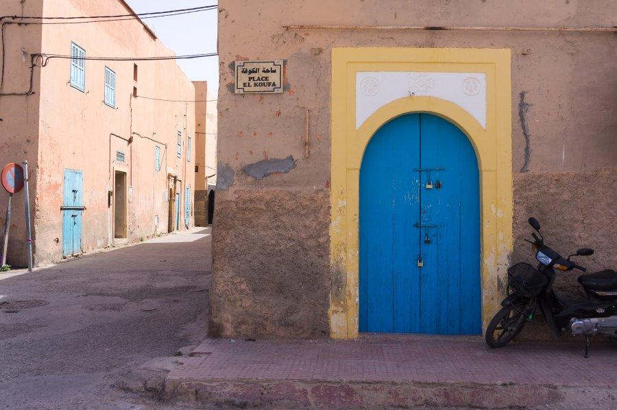 Ville de Tiznit, Maroc