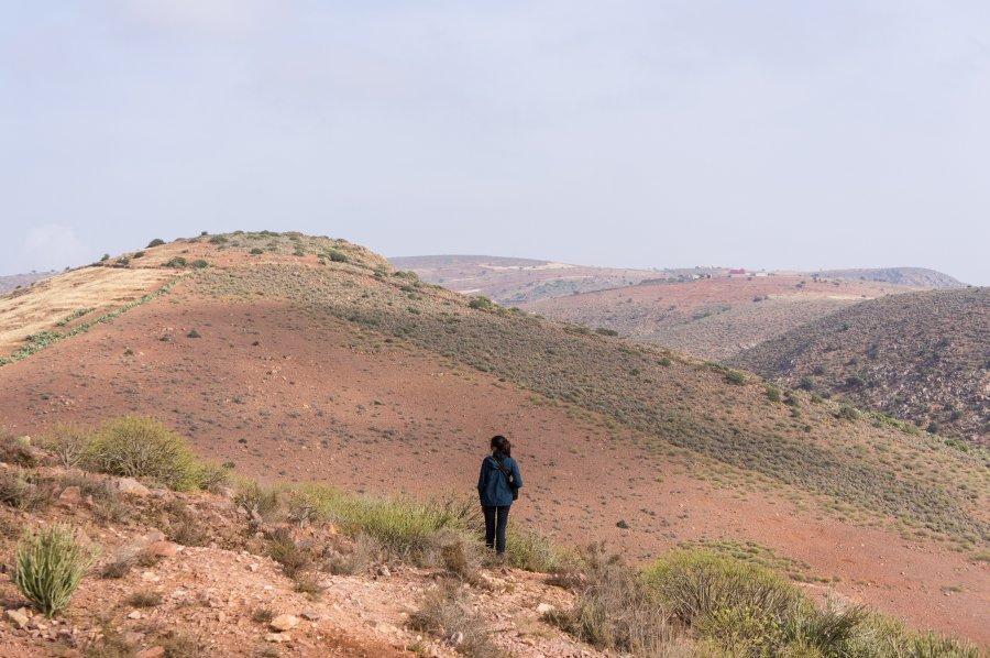 Alentours de Mirleft, Maroc