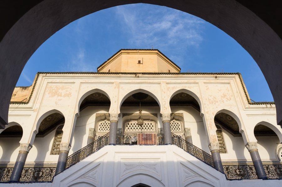 Palais El Mokri, Fès, Maroc