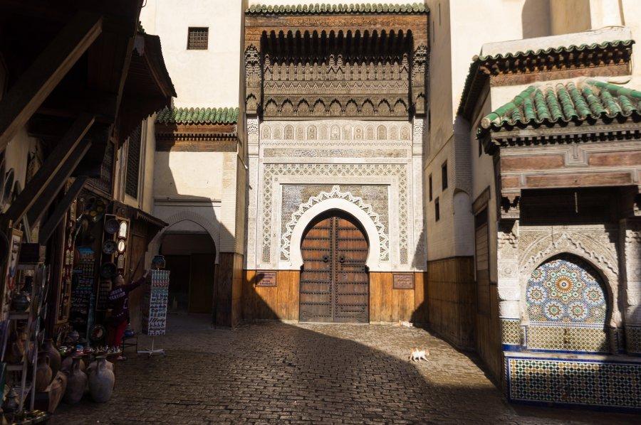 Medina de Fès, Maroc