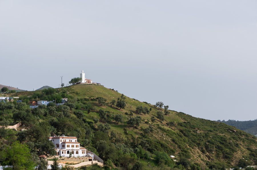 Mosquée Buzafar, Chefchaouen
